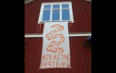 Frälst på Ljungby berättarfestival